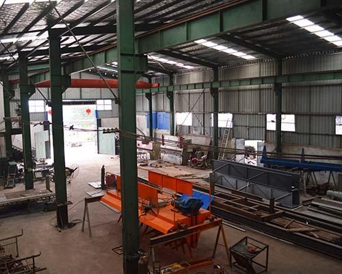 養豬廠設備生產車間