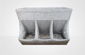湖南水泥三孔食槽