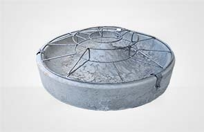 水泥圓盤食槽